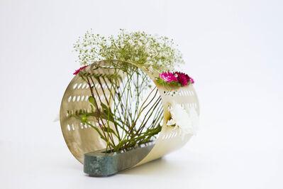 Omer Polak, 'Vase | no.165 | 114 | 21 Green', ca. 2015