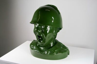 Darren Lago, 'SOLDIER SCREAM ', 2018