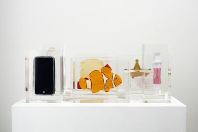 Mungo Thomson, 'Stress Archive (Bowling Pin, Clownfish, Cup of Coffee, High Heel, iPhone, Sheriff's Badge, Slice of Bread, Syringe, Trophy)', 2014-2020