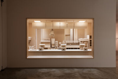 Roxy Paine, 'Diorama - Carcass', 2013