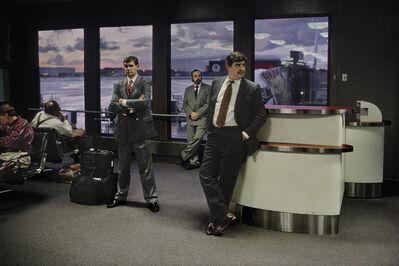 Harry Gruyaert, 'Salt Lake City airport, Utah, USA, 1996', 1996