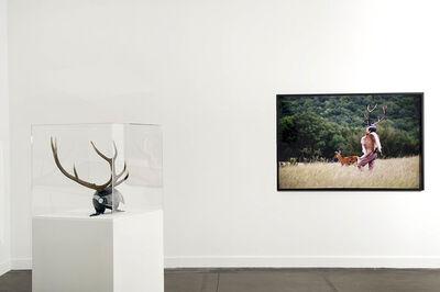 Art Orienté Objet, 'Jeter les bois', 2007