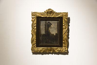 Jean-Baptiste-Camille Corot, 'Peupliers au bord de l'eau', 1860-1865