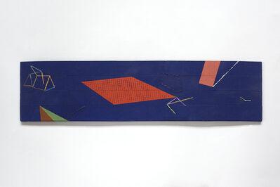 Olivier Guesselé-Garai, 'Magnetwas-Yaya', 2012