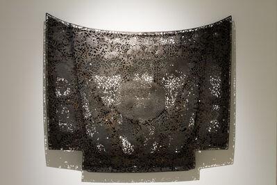 Cal Lane, 'Veiled Hood #3', 2014