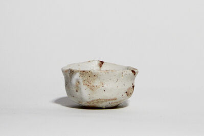 Shiro Tsujimura, 'Shino Sake Cup', 2000-2005