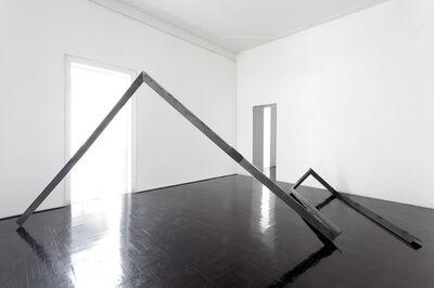 Artur Lescher, ' Meta-métrico I', 2011