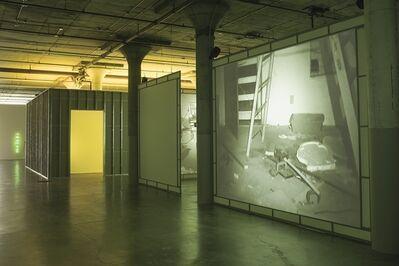 Bruce Nauman, 'Mapping the Studio I (Fat Chance John Cage)', 2001