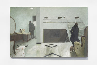Edi Hila, 'Untitled', 2006