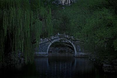 Shen Wei 沈玮, 'Blue Bridge', 2014