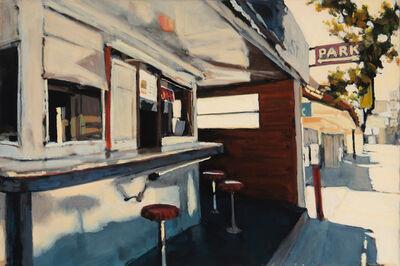 Suong Yangchareon, 'Burger Stop, L.A.', 1994