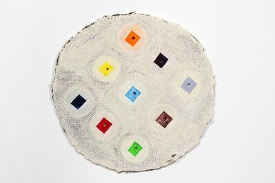 Joyce Robins, 'Nine Squares', 2014