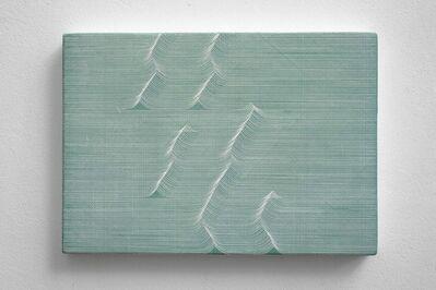 David Murphy, 'Long Ending (green)', 2017