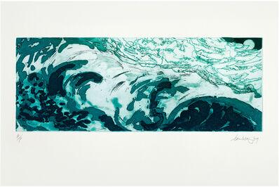 Maggi Hambling, 'Wave V', 2009-2010
