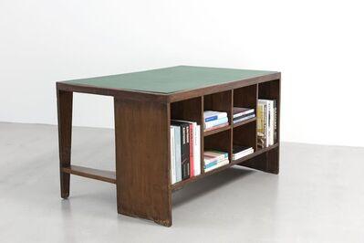 Pierre Jeanneret, 'Pigeonhole desk ', ca. 1957