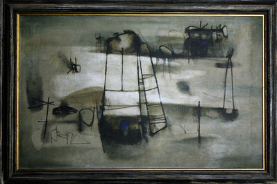 Hugo Consuegra, 'Abstraction', 1954