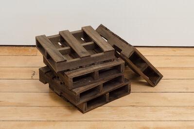 Wylwyn Dominic Reyes, 'Pallet Stack', 2013