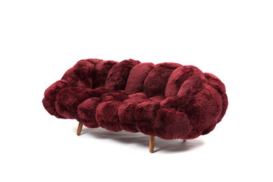Humberto and Fernando Campana, 'Bolotas Sofa (Cherry)', 2018