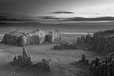 Mitch Dobrowner, 'Sunrise Over Spires', 2014