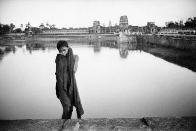 Marc Riboud, 'Douves d'Angkor Vat, 1969', 1969