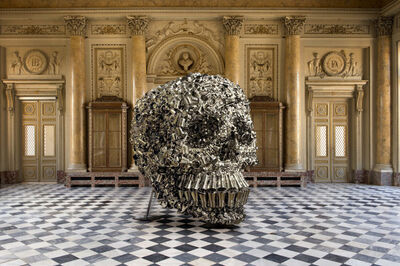 Subodh Gupta, 'Very Hungry God', 2006