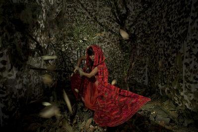 Geraldine Javier, 'Red Fights Back', 2012