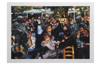 Luke Cornish (ELK), 'GIGN at the Moulin de la Galette'