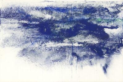 Makoto Fujimura, 'Walking on Water- Grace 行在水面上 - 恩典', 2016