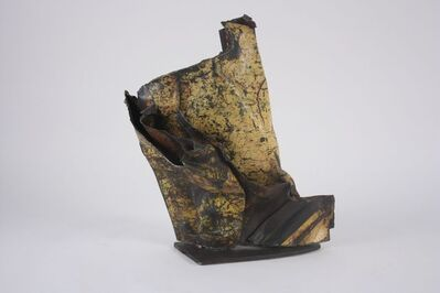 Joe Willie Smith, 'Crushed Steel Sculpture'