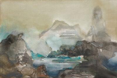 Leiko Ikemura, 'Black Forest (I)', 2014