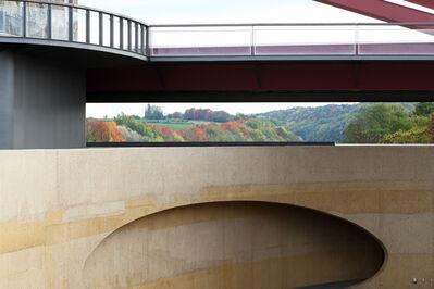 Toshio Shibata, 'Vroenhoven Bridge, Riemst, Belgium', 2013