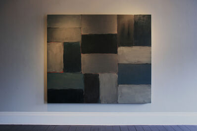Sean Scully, 'Blue Blue', 2005