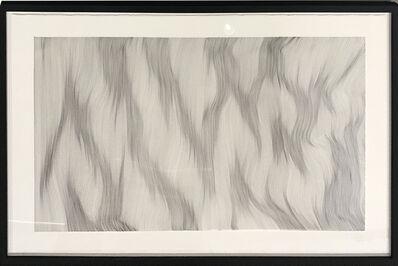 John Franzen, 'Each Line one Breath', 2016