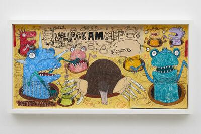 Shintaro Miyake, 'HWACK A MOLE', 2020