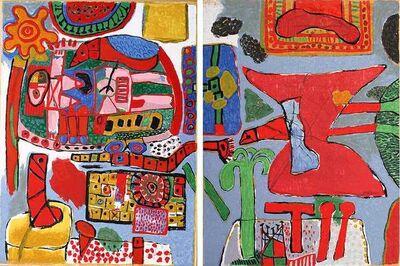 Guillaume Corneille, 'Festival of the Earth', 2003