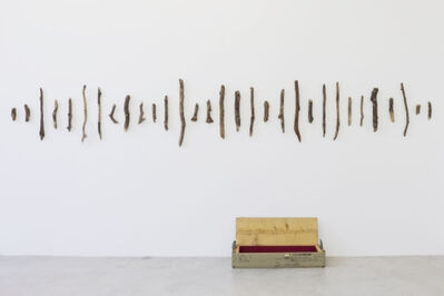 Mel Ziegler, 'To Carry a Big Stick', 2015
