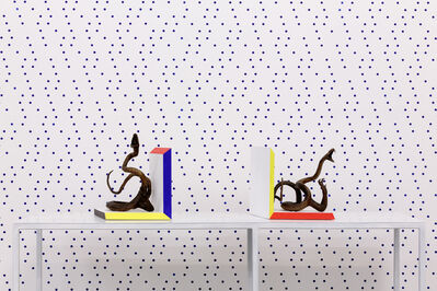 Charles Avery, 'Untitled (Bookends)', 2012-2013