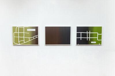 Luis Alfonso Villalobos, 'Derrumbes', 2018