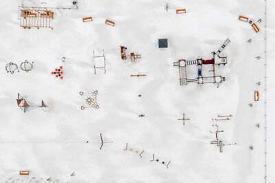 Kacper Kowalski, 'Side Effects, Depth of Winter, No. 15', 2012