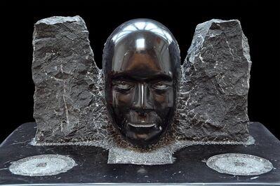 Markus Redl, 'Stein 152-153128 [Ossarium Europa] ', 2018