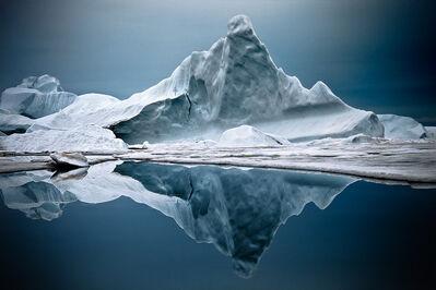 Sebastian Copeland, 'Iceberg IVIIc, Greenland', 2010