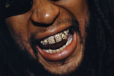 Lauren Greenfield, 'Rapper and producer Lil Jon, 33, sporting a diamond and platinum grill that reportedly cost $50,000, at the 2004 Soul Train Awards, Los Angeles', 2004