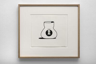 Ken Price, 'Girl on Vase', 1989