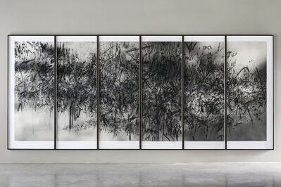 Julie Mehretu, 'Epigraph, Damascus', 2016