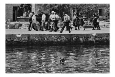 MLADEN TUDOR, 'Across', 1960