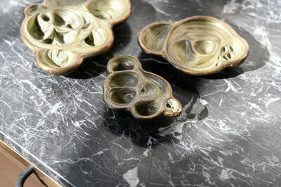 Steven Haulenbeek, 'Ice Cast Bronze Oyster, Small', 2020