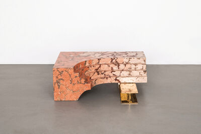 Roberto Sironi, 'Baalbeck Coffee Table', 2018