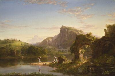 Thomas Cole, 'L'Allegro', 1845