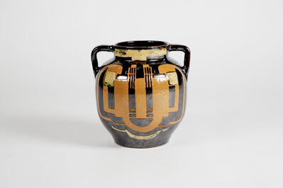 Anne Dangar, 'Double Handled Ceramic Jug', ca. 1940s