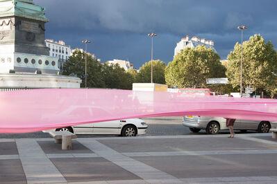 Celeste Leeuwenburg, 'Place de la Bastille, Paris', 2009